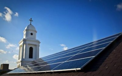 Improving your Church with Solar Panels